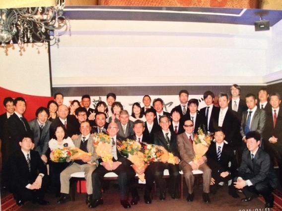 ファイヤーズ30周年記念式典を執り行いました